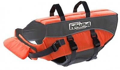 Outward Hound Kyjen 22018 Ripstop Dog Life Jacket Quick Release Easy-Fit Dog