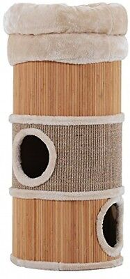 PawHut Cat Tree Kitten Pet Scratcher Scratching Climbing Post Play Exercise