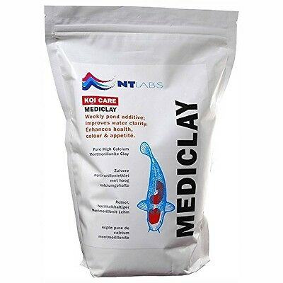 NT Labs Koi Care Mediclay 1.5kg 1500g