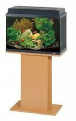 Juwel Rekord 600/700 Black Column Stand For Aquarium, 61 x 31 x 63 cm