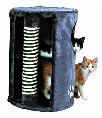 Trixie Anthracite Cat Tower, 58 Cm