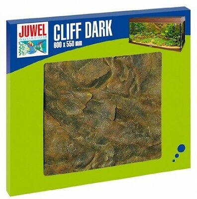 Juwel Aquarium Decorative Background Cliff Dark 600 X 550