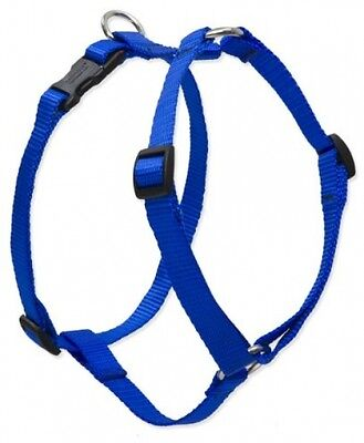 Lupine Roman Harness For Medium Dogs, 1-inch/ 20 - 32-inch, Blue