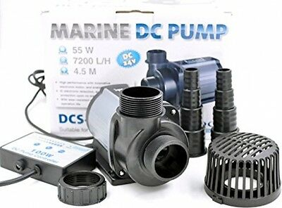 Jecod/jebao Dcs-3000 Aquarium Submersible Pump Adjustable Speed With Controller