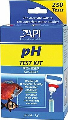 API Liquid PH Test Kit