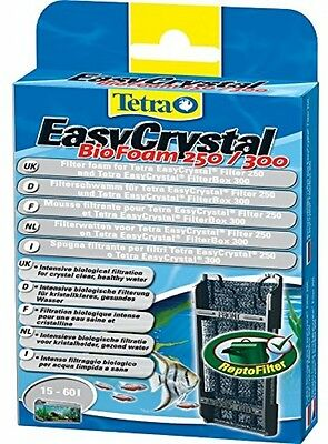 Tetra Aquarium Filter Foam For Easycrystal Biofoam 250/300