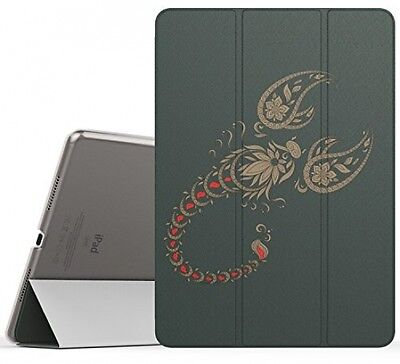 IPad Pro 9.7 Case - MoKo Ultra Slim Lightweight Smart-shell Stand Cover With /