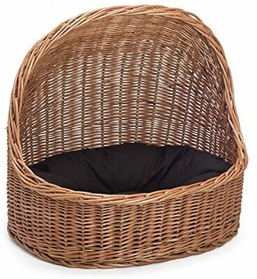 Prestige Wicker Willow Pet House Bed
