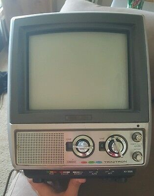 Vintage Sony Trinitron TV KV-9300.  Great Working Condition!