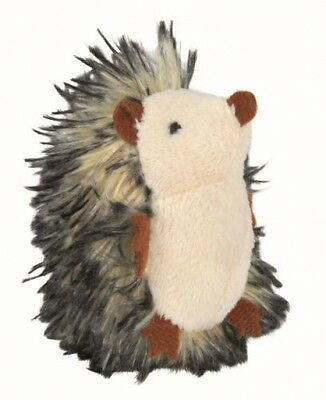 Trixie Plush Hedgehog Cat Toy, 8 Cm, Pack Of 4