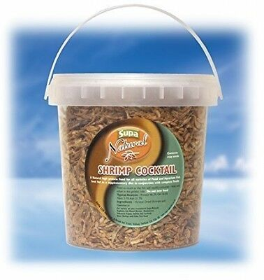 Supa Natural Shrimp Cocktail Turtle and Terrapin Food 1000ml 1 Litre SN056