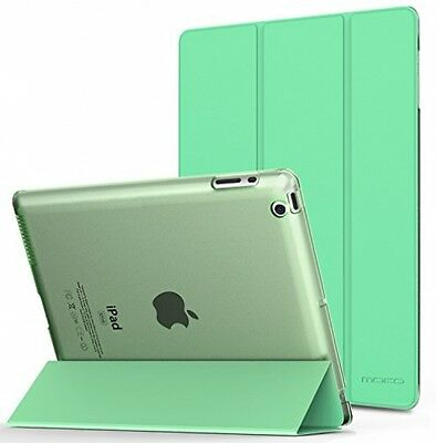 IPad 2 / 3 / 4 Case - MoKo Ultra Slim Lightweight Smart-shell Stand Cover With