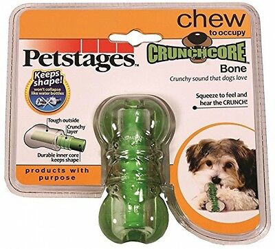 Petstages Crunchcore Dog Chew Toy, Extra Small