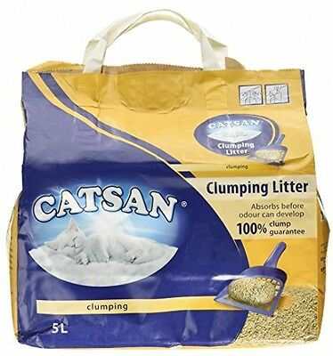Catsan Clumping Cat Litter, 5 L