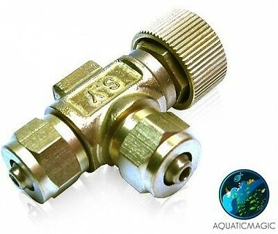 Rhinox Needle Valve - Fine Adjustment Of CO2 For Solenoid Fish Tank