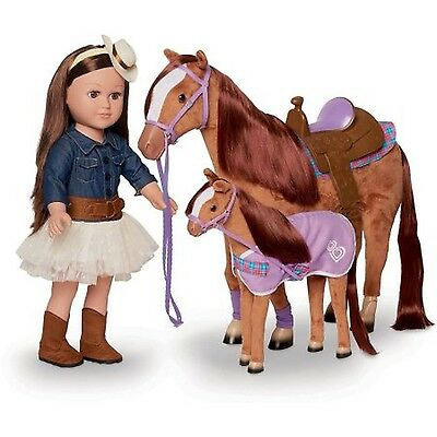 "My Life As 18"" Cowgirl Doll Brunette"