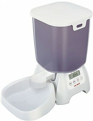Cat Mate C3000 Automatic Dry Food Feeder For Cats And Small Dogs