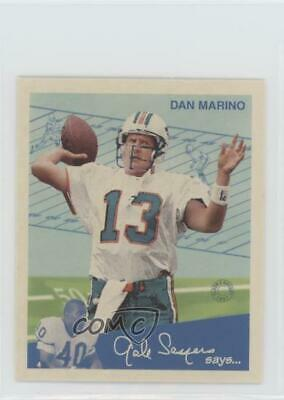 1997 Fleer Goudey II #13 Dan Marino Miami Dolphins Football Card