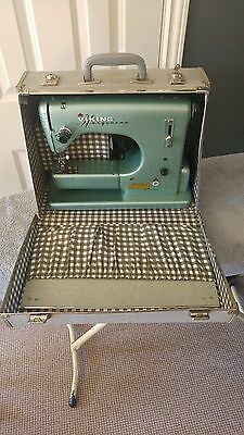Vintage Husqvarna Viking Collectable Sewing machine