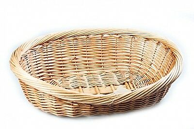 Trixie 28073 Dog Basket 70 Cm Dark Stained Wicker