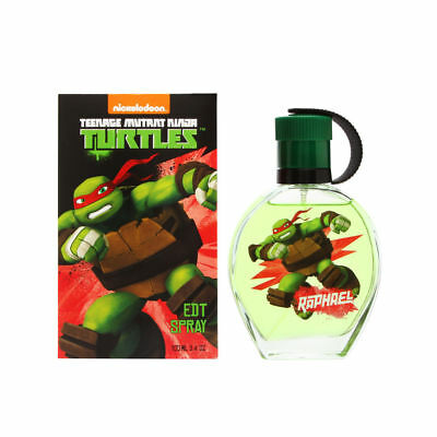 Teenage Mutant Ninja Turtles Raphael by Marmol Son 3.4 oz EDT Spray Brand New