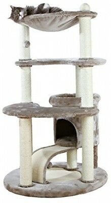 Trixie Patricia Scratching Post For Cats, 140 Cm, Silver Grey