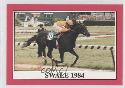 1991 Horse Star Kentucky Derby #110 Swale MiscSports Card 0l5