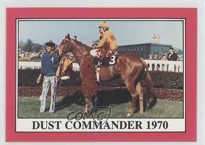 1991 Horse Star Kentucky Derby #96 Dust Commander MiscSports Card 0l5