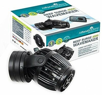 All Pond Solutions Reef Surge Programmable Aquarium Wave Maker Powerhead With
