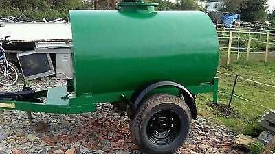 1000 ltr water bowser