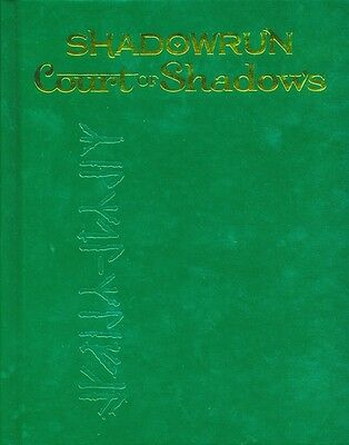 Shadowrun 5th Edition Court of Shadows Limited Edition (limitierte Version)