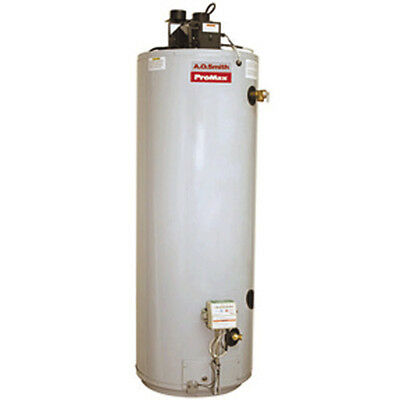 GPD50 natural gas power direct vent water heater