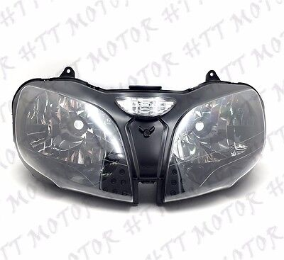 Headlamp Headlight Front Light For KAWASAKI ZX9R ZX 9R 2000 2001 2002 2003 New