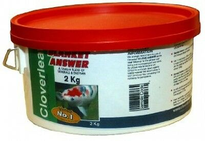 Cloverleaf Blanket Answer Blanketweed Treatment 2kg