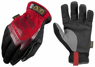 Mechanix Wear FAST FIT Gloves RED X-LARGE (11)