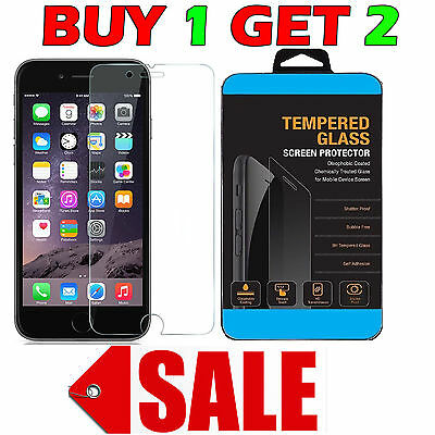 Genuine Gorilla Tempered Glass Screen Protector Shield For Apple Iphone 6S Plus
