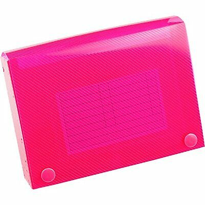 Esposti Record Card Holder, pink