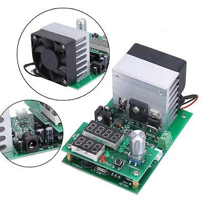 Constant Current Electronic Load 9.99A 60W 30V Battery Discharge Capacity Tester