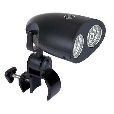 Weber Grill Out Handle Light LED BBQ Bulb Patio Deck Kitchen Home Cook Lamp