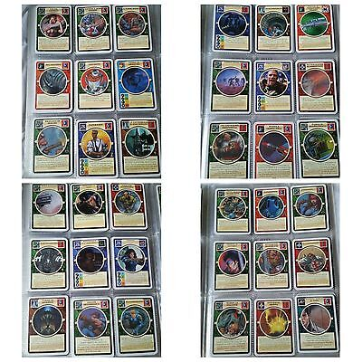 Lotto #12 Stock 36 Cards Mutant Chronicle Doomtrooper In Italiano