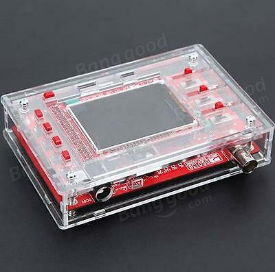 Transparent Acrylic Sheet Housing Case  Cover For DSO138 Oscilloscope