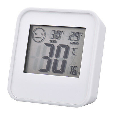 Digital LCD indoor thermometer Hygrometer Humidity Temperature Sensor °C °F
