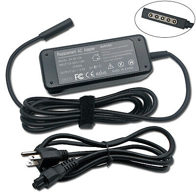 AC Adapter Power Charger Supply for Microsoft Surface 2 1512 1516 1572 7ZR-00001