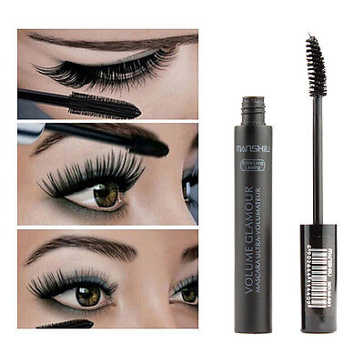 Makeup Cosmetic Extension Length Long Curl Waterproof Black Mascara Eye Lashes