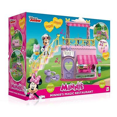 Disney Junior Minnies Magic Restaurant Brand New Minnie Mouse Activity Toy