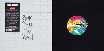 Pink Floyd The Wall / Wish You Were Here 2 x vinyl LPs NEW/SEALED