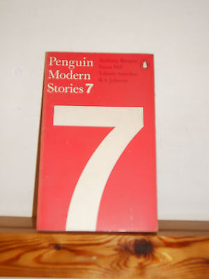 Penguin Modern Stories 7 PB 1971 Susan Hill Anthony Burgess