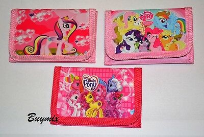My Little Pony Purse Wallet Girls Kids New Gift Party Money Bag Stocking Filler