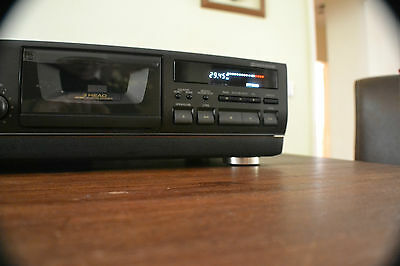 Technics Rs-Bx 646 Tape Deck Top