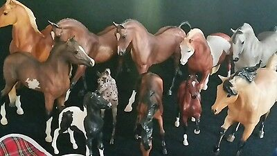 Breyer Horse Collection- Lot of 11
